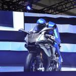 「【東京モーターショー15】ヒト型ロボットを搭載し自律走行するバイクがヤマハブースに登場」の6枚目の画像ギャラリーへのリンク