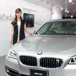 「【東京モーターショー15】厳選美女! BMWブースには、クリッカー賞2014に輝いたあの人がッ!」の6枚目の画像ギャラリーへのリンク