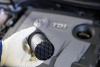 1.6 TDI Motor ( EA 189 ):  Strömungsgleichrichter (Einbau: Bild 1 von 6)