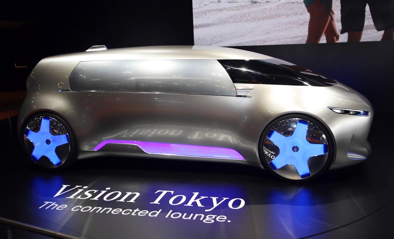「【東京モーターショー15】販売好調なメルセデス・ベンツが最新モデル19台を一挙出展!」の2枚目の画像