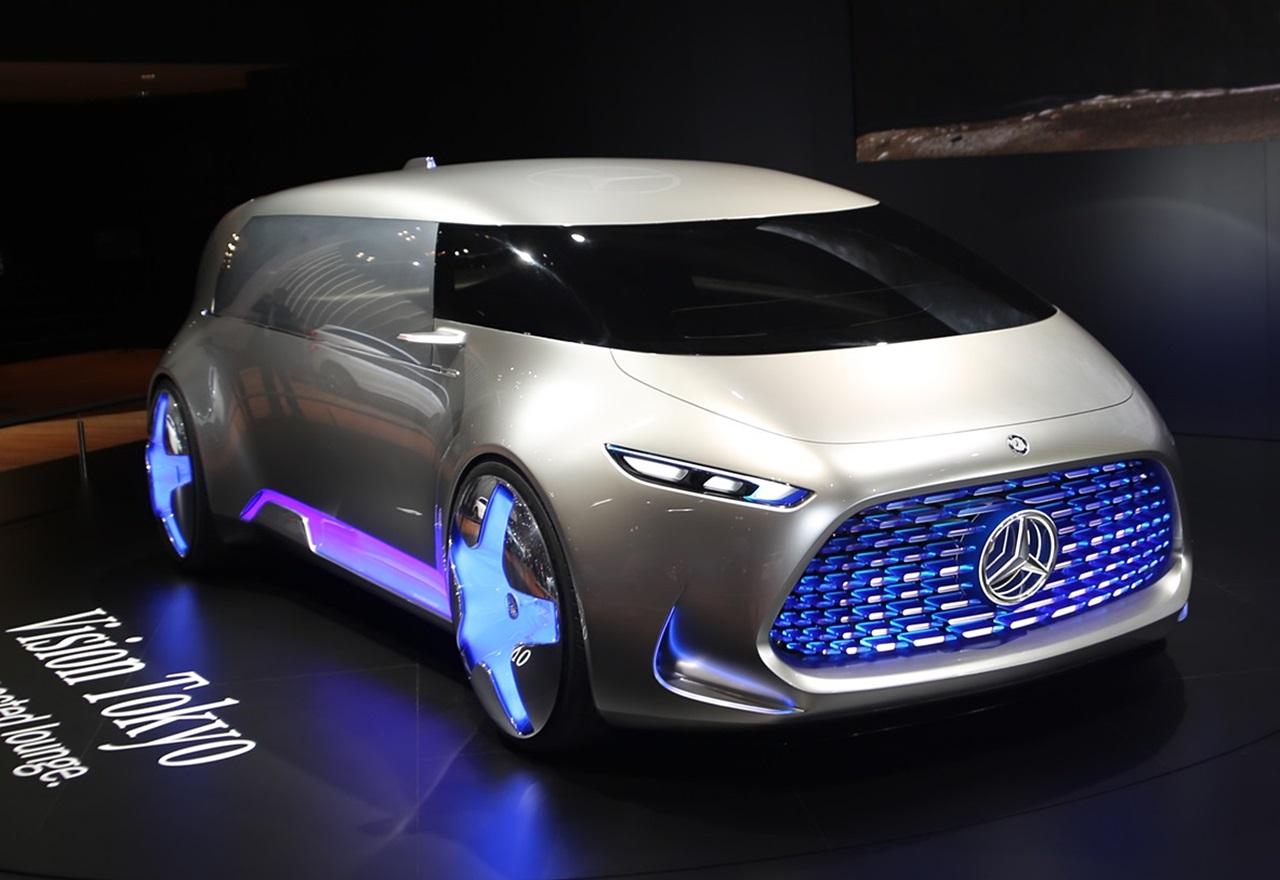 「【東京モーターショー15】販売好調なメルセデス・ベンツが最新モデル19台を一挙出展!」の5枚目の画像
