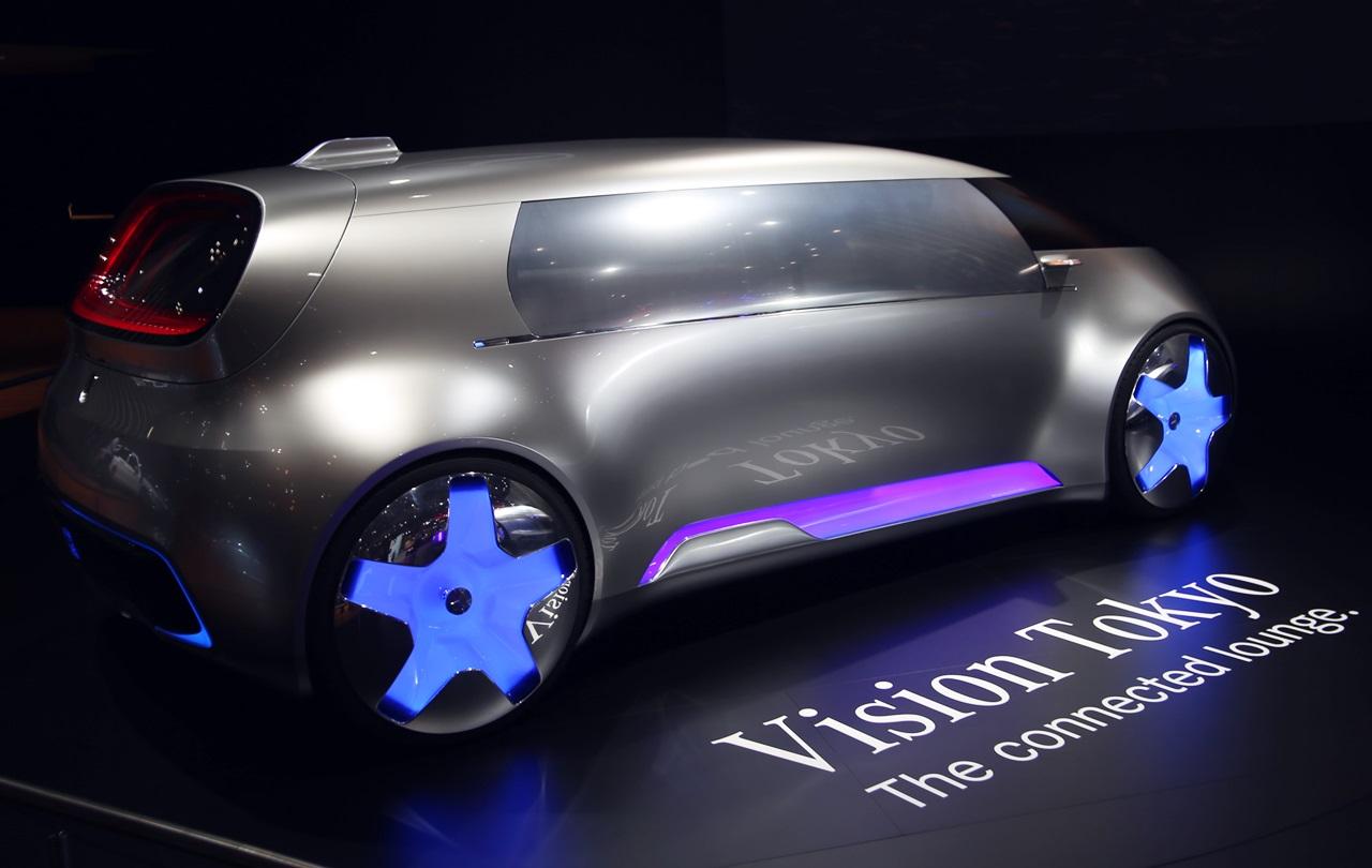 「【東京モーターショー15】販売好調なメルセデス・ベンツが最新モデル19台を一挙出展!」の6枚目の画像