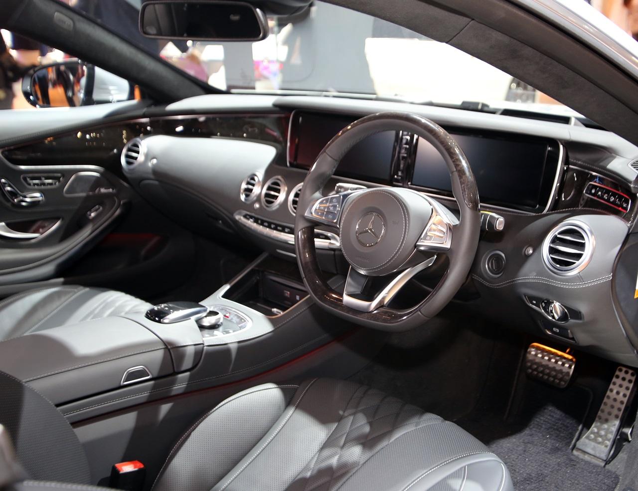 「【東京モーターショー15】販売好調なメルセデス・ベンツが最新モデル19台を一挙出展!」の13枚目の画像