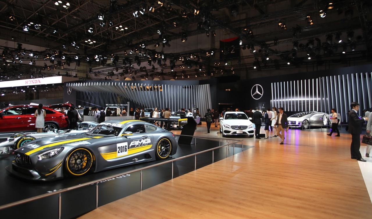 「【東京モーターショー15】販売好調なメルセデス・ベンツが最新モデル19台を一挙出展!」の18枚目の画像