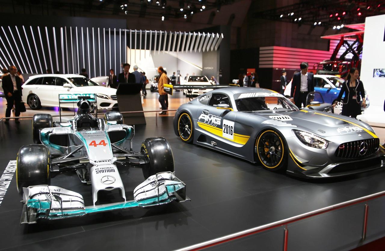 「【東京モーターショー15】販売好調なメルセデス・ベンツが最新モデル19台を一挙出展!」の19枚目の画像