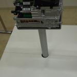 新型プリウスのハイブリッドシステムの拡大は荷室容量拡大にも貢献 - P1420655