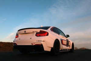 January 2014. BMW Motorsport, BMW M235i Racing. This image is copyright free for editorial use © BMW AG