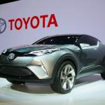 3月登場のトヨタ「C-HR」市販モデルはRAV4後継車か? - TOYOTA_C-HR