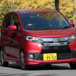 三菱eKカスタム/eKワゴンが乗り心地や燃費を向上 - 20151106MitsubishieK_0037