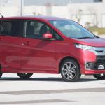 三菱eKカスタム/eKワゴンが乗り心地や燃費を向上 - 20151106MitsubishieK_0063