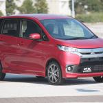 三菱eKカスタム/eKワゴンがマイナーチェンジで、安全性、洗練度をアップ - 20151106MitsubishieK_0064