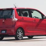 三菱eKカスタム/eKワゴンがマイナーチェンジで、安全性、洗練度をアップ - 20151106MitsubishieK_0070