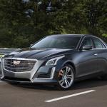 ミッドサイズ・セダンの「キャデラックCTS」にApple「CarPlay」を標準装備 - 2016 Cadillac CTS sedan