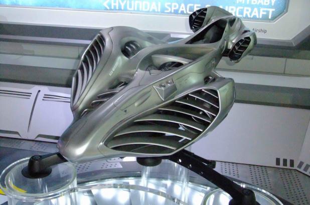 ドラゴン型宇宙船