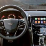 日本向けの「キャデラックATS」にApple「CarPlay」を標準搭載 - Apple CarPlay