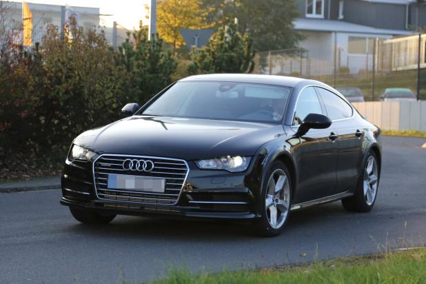 Audi A7 Mule 09
