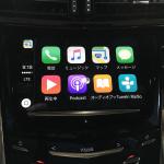 日本向けの「キャデラックATS」にApple「CarPlay」を標準搭載 - Cadillac Apple CarPlay