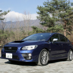 500台限定スバルWRX S4特別仕様車はイタリアン・インテリアで価格は390万9600円 - S4sporvita_front002