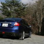 500台限定スバルWRX S4特別仕様車はイタリアン・インテリアで価格は390万9600円 - S4sporvita_rear