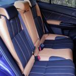 500台限定スバルWRX S4特別仕様車はイタリアン・インテリアで価格は390万9600円 - S4sporvita_rearseat