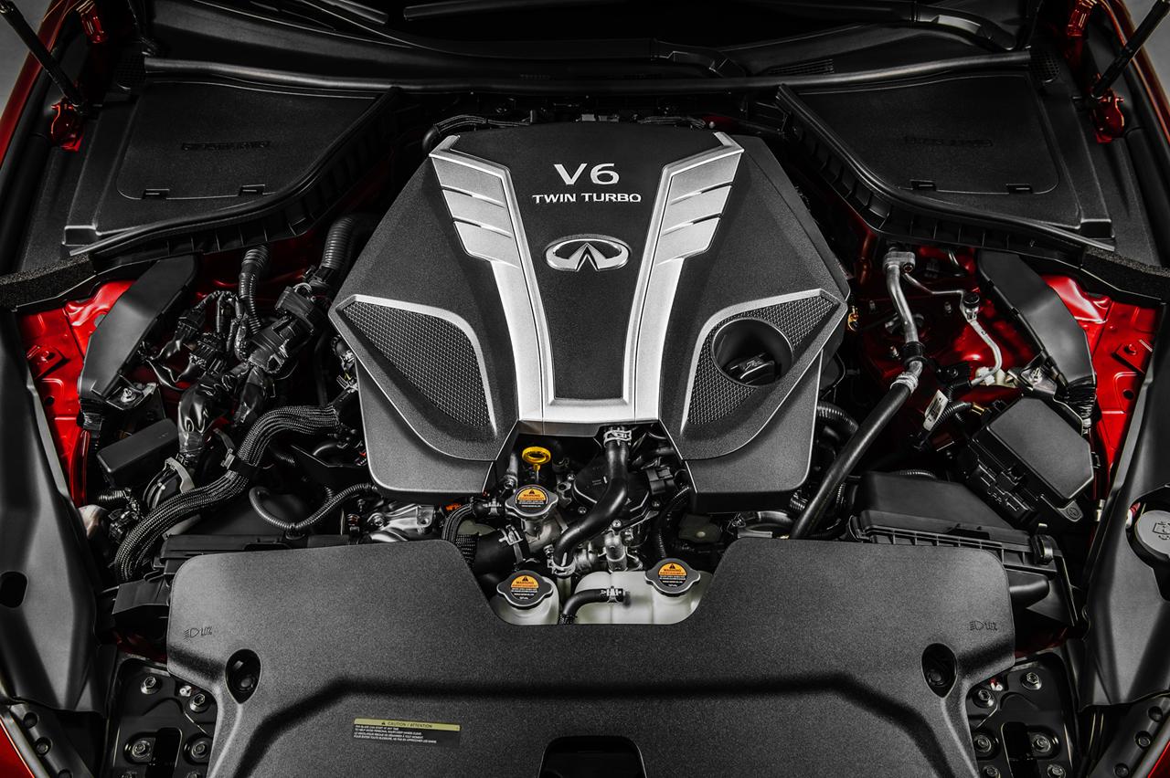 日産の次世代 国産v6エンジンは水冷インタークーラーで400馬力の3 0