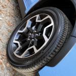 スポーツカーみたいなSUV、ハンドリングを磨いたニュー・スバルXV試乗記 - XV_tyre