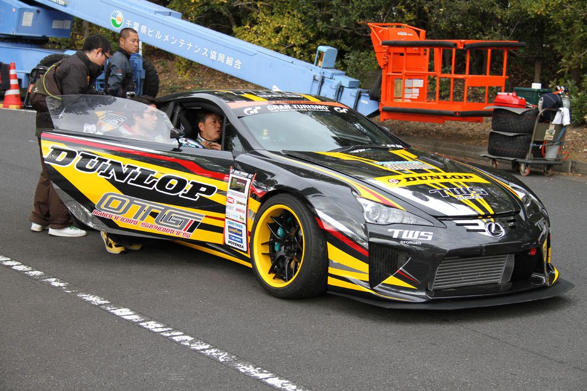 「【東京オートサロン2016】GT-RにレクサスLFA!ドリフトもスーパーカーが主役か?」の8枚目の画像
