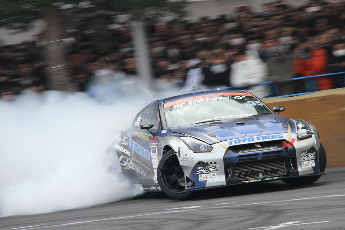 「【東京オートサロン2016】GT-RにレクサスLFA!ドリフトもスーパーカーが主役か?」の9枚目の画像