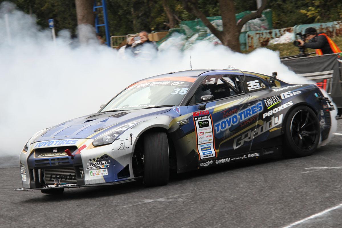 「【東京オートサロン2016】GT-RにレクサスLFA!ドリフトもスーパーカーが主役か?」の10枚目の画像