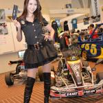 【東京オートサロン2016】公道走れるカート(X-Kart)を見にクリッカーブースへ! - tokyoautosalon2016clicccarDSC_1813
