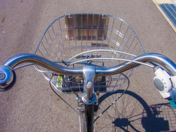 で、今回は電動アシスト自転車 ...