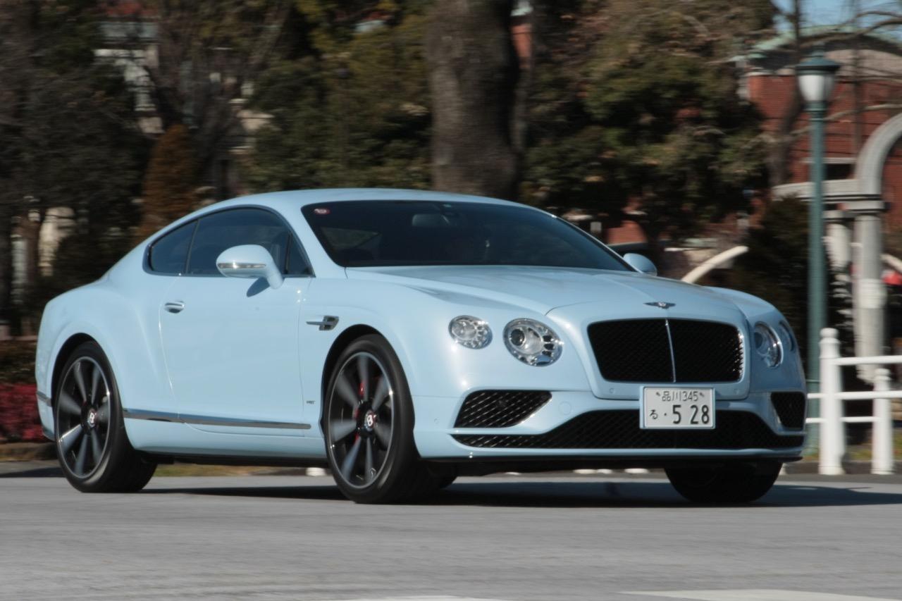「528psで2510万円!ベントレー「Continental GT V8 S」の走りは?」の5枚目の画像