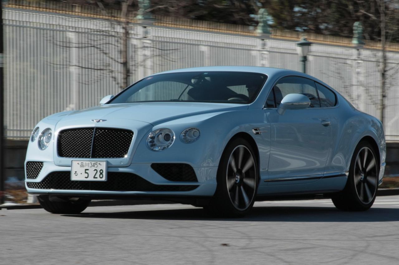 「528psで2510万円!ベントレー「Continental GT V8 S」の走りは?」の1枚目の画像