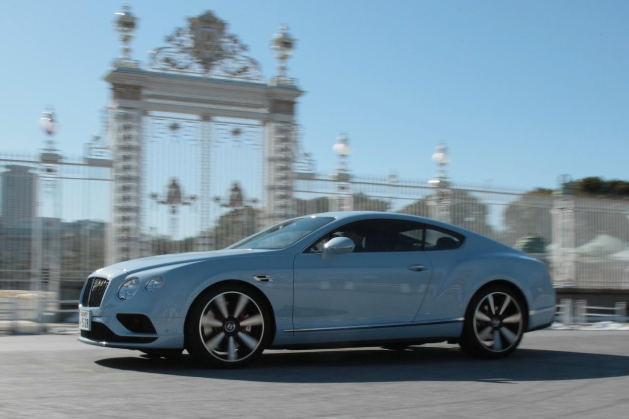 「528psで2510万円!ベントレー「Continental GT V8 S」の走りは?」の2枚目の画像