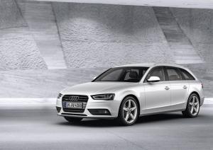 Audi A4 Avant/Standaufnahme