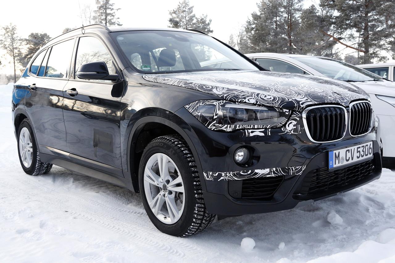「BMW7人乗り「X1」、ノーマルモデルと並べてみたら…」の5枚目の画像