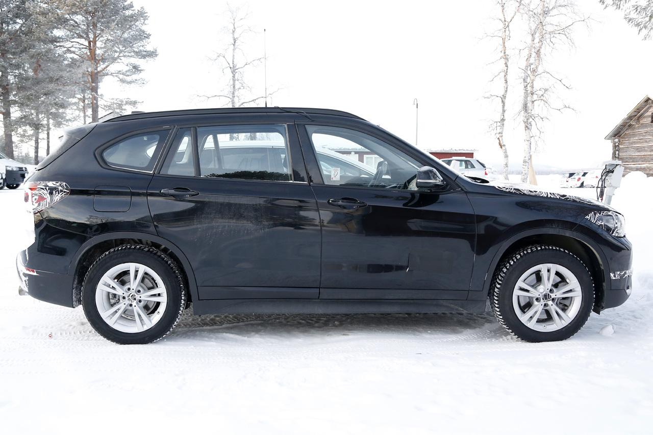 「BMW7人乗り「X1」、ノーマルモデルと並べてみたら…」の6枚目の画像