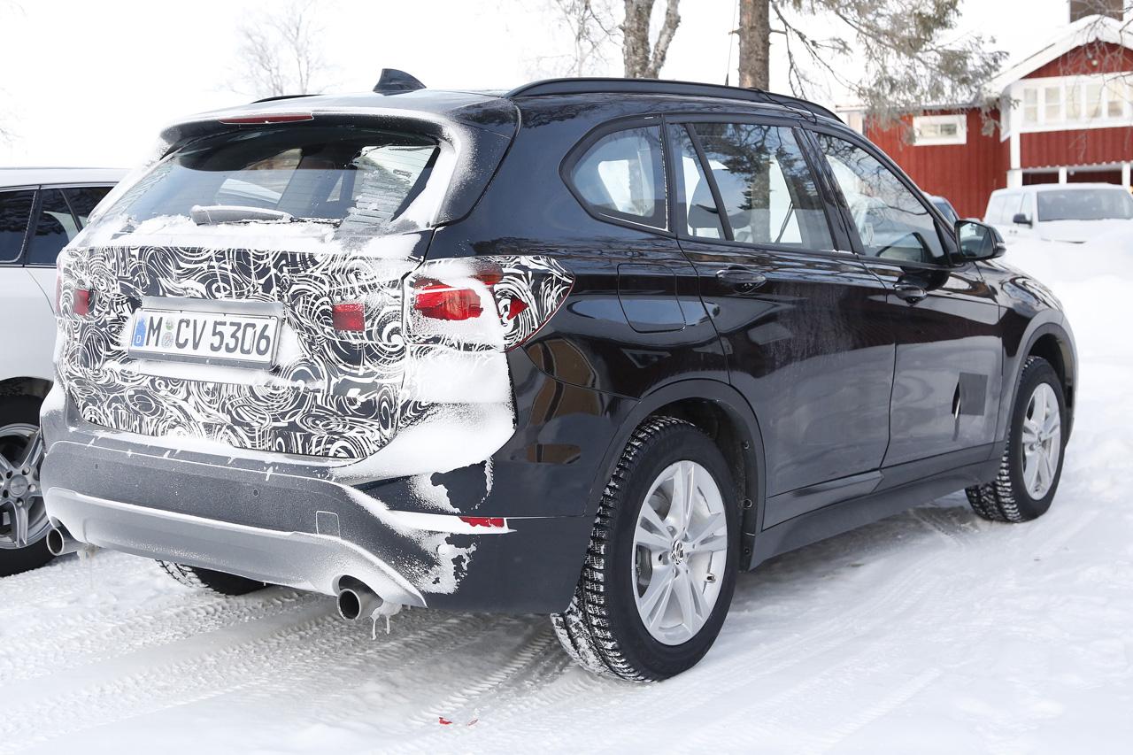 「BMW7人乗り「X1」、ノーマルモデルと並べてみたら…」の7枚目の画像