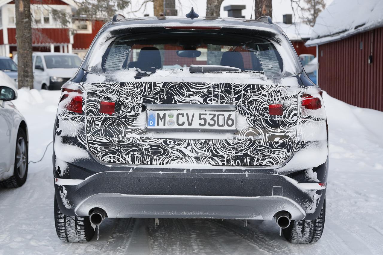 「BMW7人乗り「X1」、ノーマルモデルと並べてみたら…」の8枚目の画像
