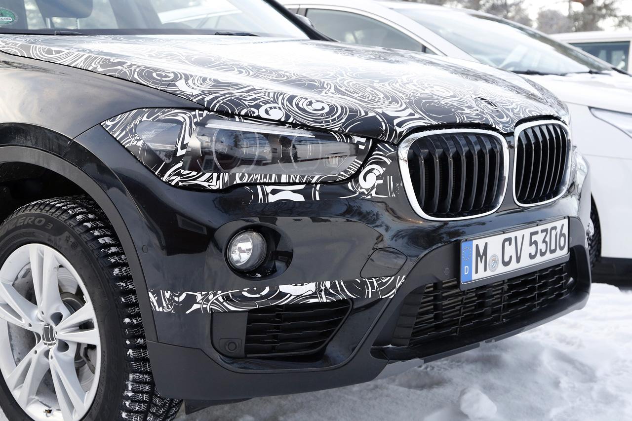 「BMW7人乗り「X1」、ノーマルモデルと並べてみたら…」の10枚目の画像