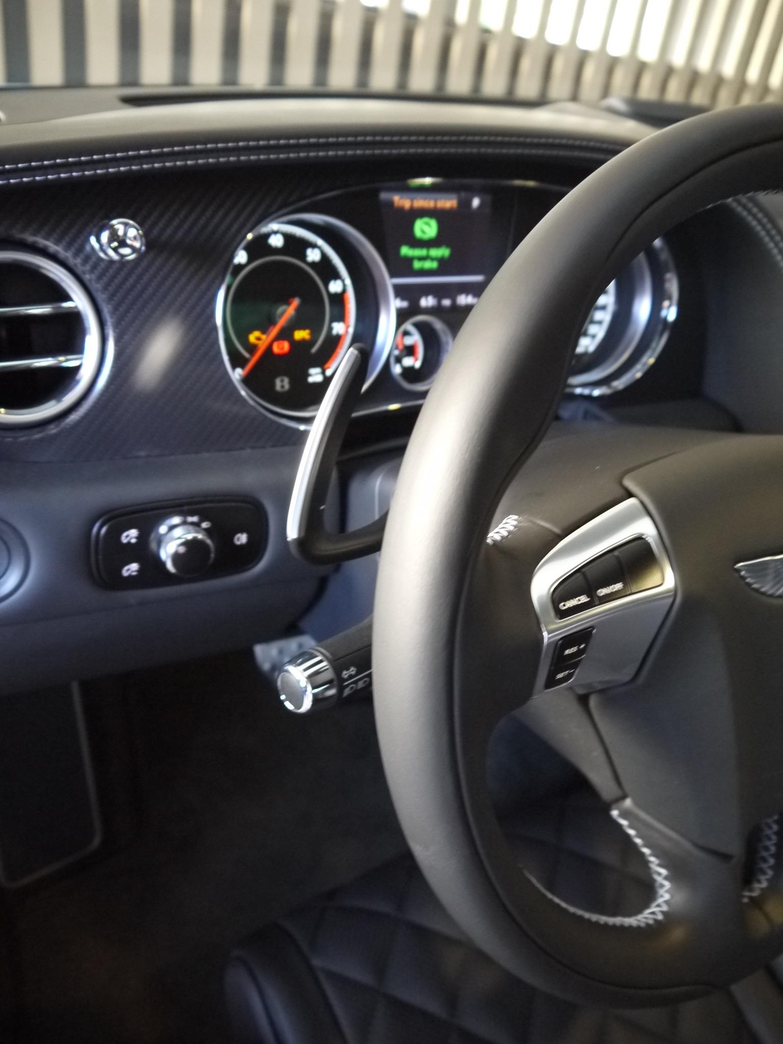 「528psで2510万円!ベントレー「Continental GT V8 S」の走りは?」の13枚目の画像
