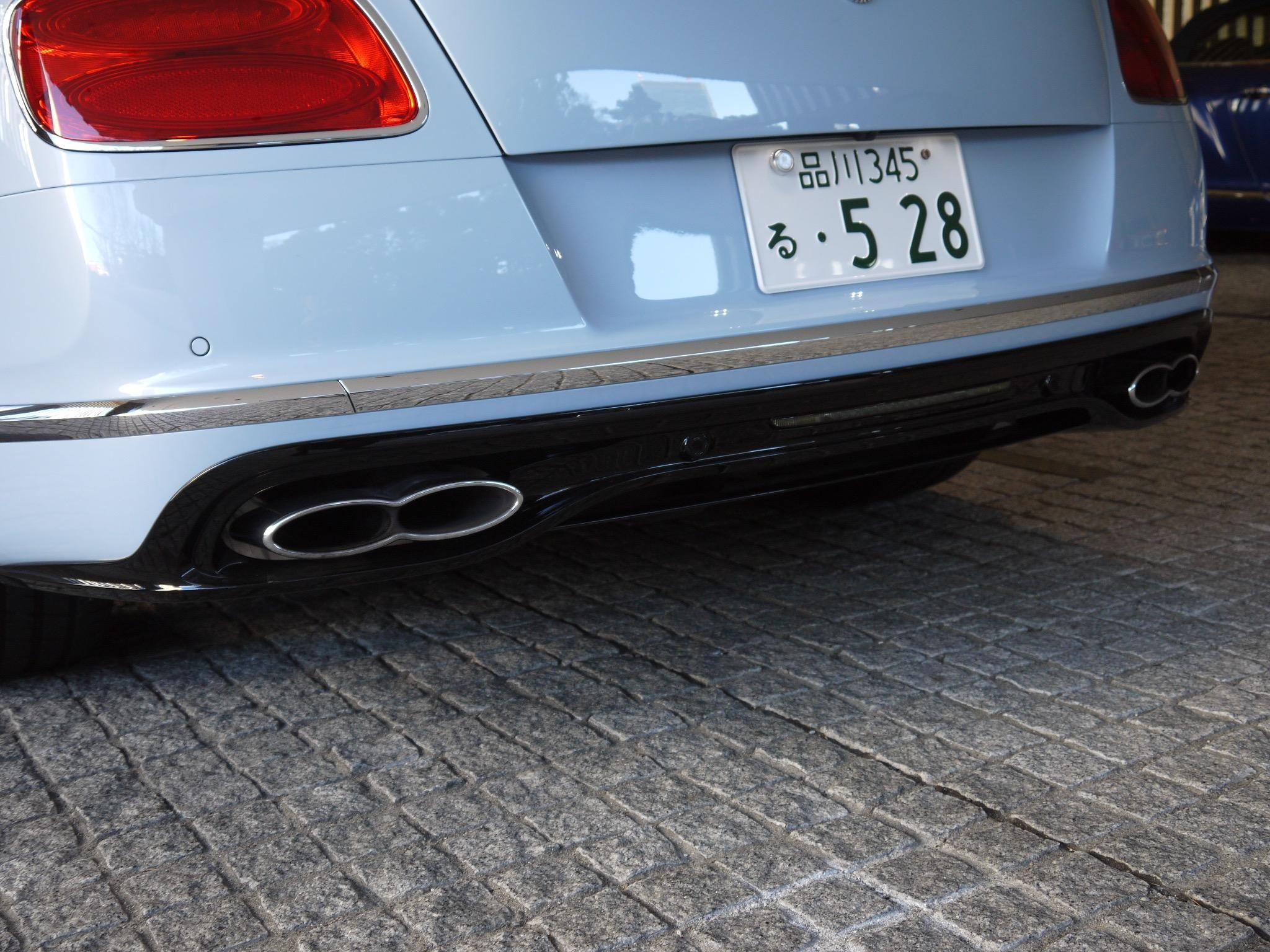「528psで2510万円!ベントレー「Continental GT V8 S」の走りは?」の12枚目の画像