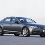 アウディ新型A4セダンのメカニズムに518万円~の価格を納得 - New-Audi-A4_001