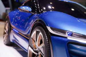 Nanoflowcell / QUANT / Salon International de L`Automobile Geneve 2015