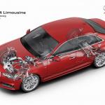 アウディ新型A4セダンのメカニズムに518万円~の価格を納得 - audi_a4_155087