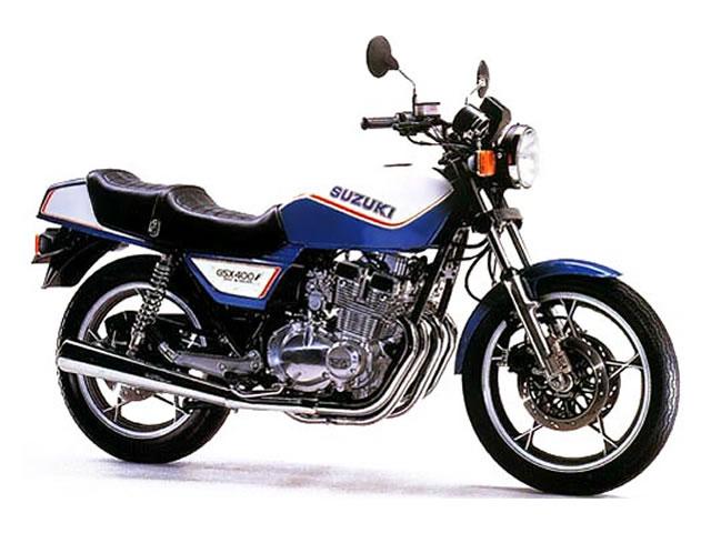 「【80年代グラフィティ400・その4】SUZUKI GSX400F」の1枚目の画像