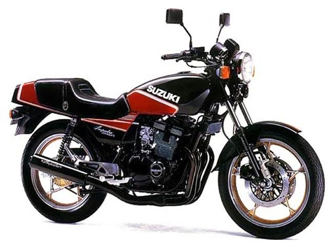 「【80年代グラフィティ400・その4】SUZUKI GSX400F」の3枚目の画像