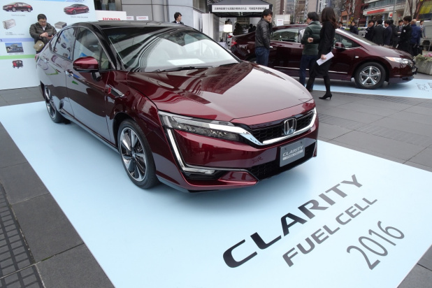 20160310Honda Clarity Fuel Cell061