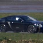 ベントレー「スピード6」市販モデルか!? 謎のクーペをキャッチ! - BentleyContiGT.j01