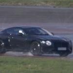 ベントレー「スピード6」市販モデルか!? 謎のクーペをキャッチ! - BentleyContiGT.j03